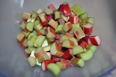 Erdbeer-Rharbarber-Marmelade (1)