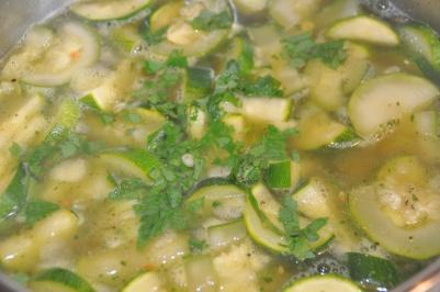 Zucchinisuppe (6)