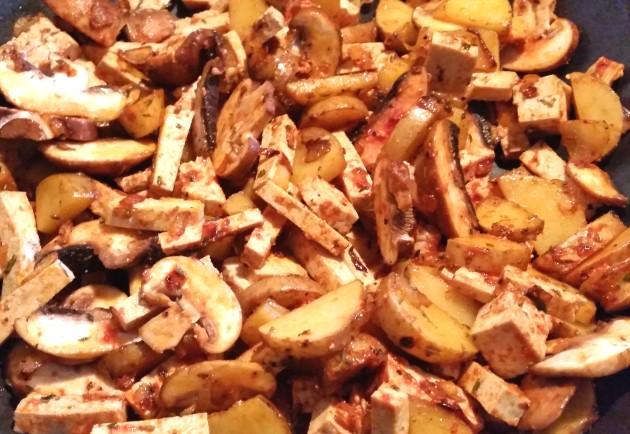 Kartoffel-Tofu-Pilz-Wraps (11)