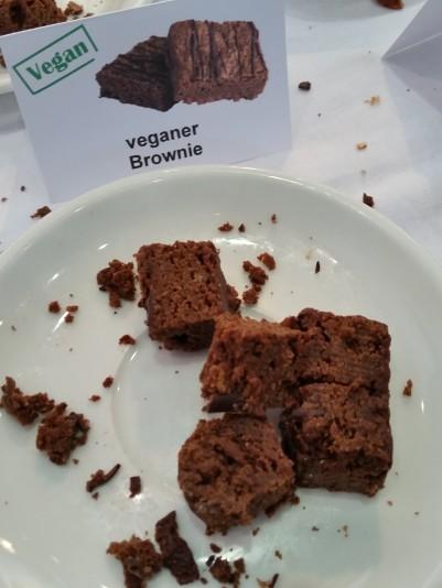 Vegane Brownies - saftig, lecker, perfekt