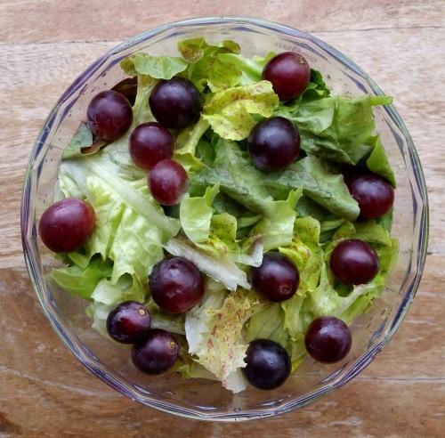 smoothie-mit-apfel-weintrauben-salat-1